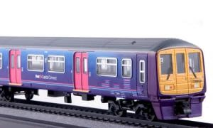 Bratchell Models 319/3 in First Vapital Connect livery model