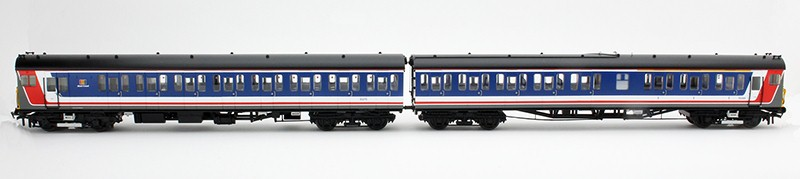 Bachmann 31-392 Revised Network SouthEast 2hap both cars