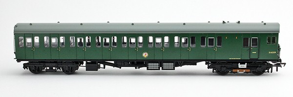 MBSO of unit 6061 in BR green