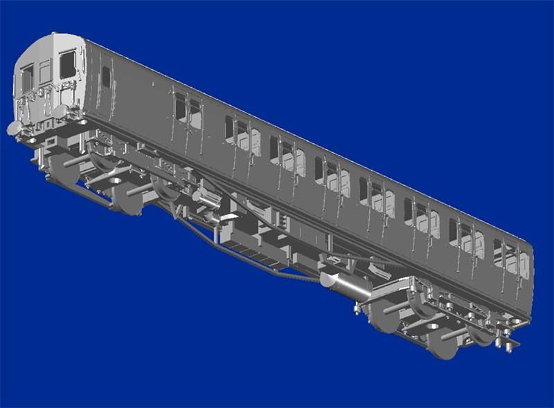 CAD image of underside of EMR 2 Hal DMBSO